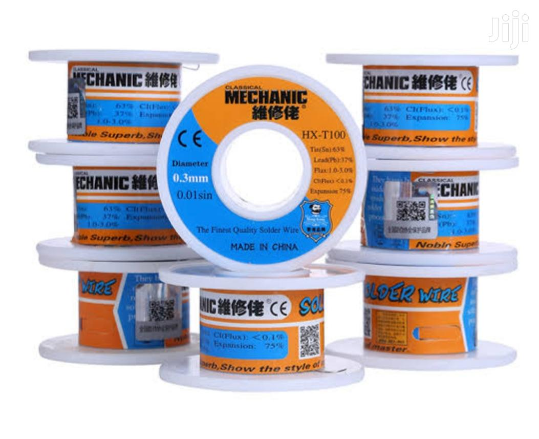 Mechanic Soldering Wire | Building Materials for sale in Nairobi Central, Nairobi, Kenya