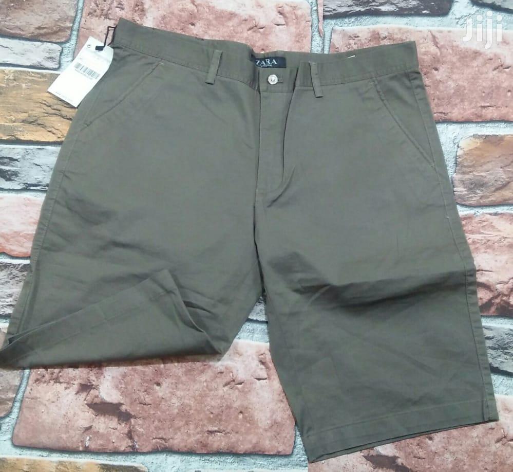 Archive: Khaki Shorts