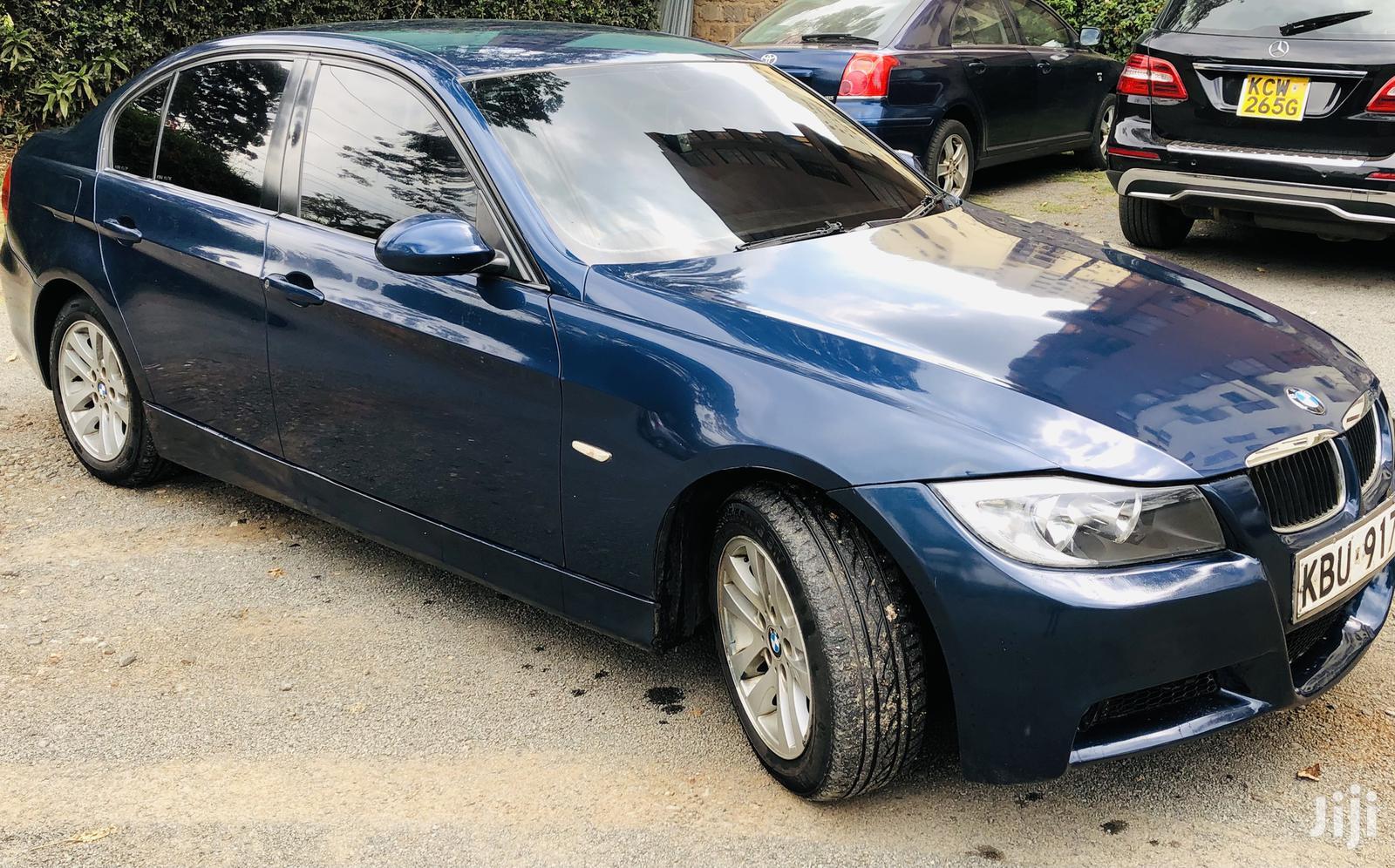 Archive: BMW 320i 2006 Blue