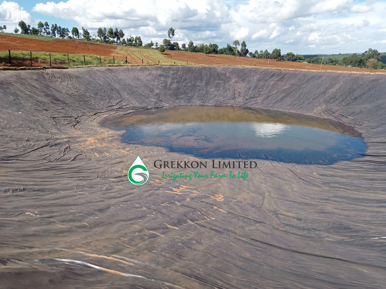 Dam Liner Joining & Welding Services In Kenya