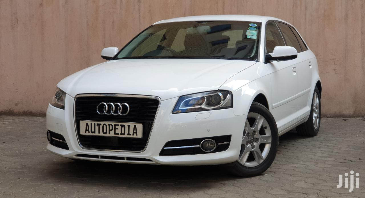 Archive: Audi A3 2013 White