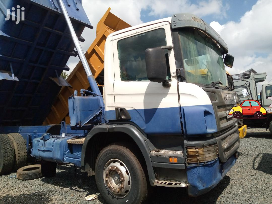 Scania Tipper 2011 On Sale