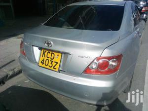 Toyota Mark X 2008 Silver   Cars for sale in Mombasa, Kisauni
