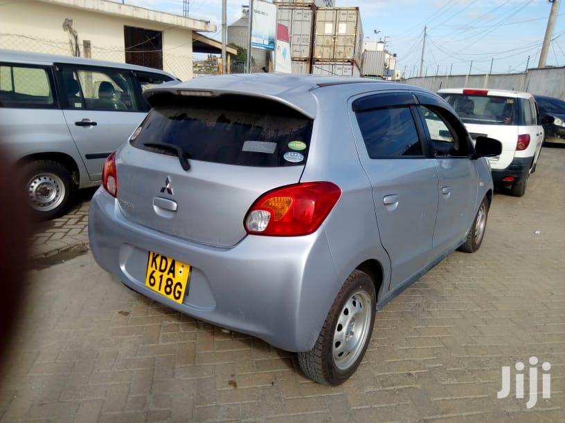 New Mitsubishi Mirage 2013 Silver | Cars for sale in Naivasha East, Nakuru, Kenya