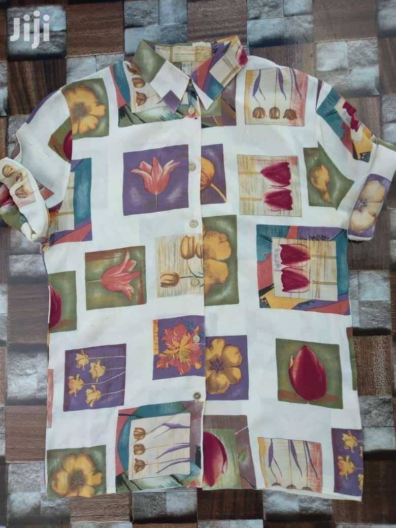Archive: Floral Vitange Thrift Shirts