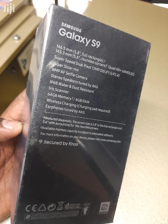 New Samsung Galaxy S9 64 GB Blue | Mobile Phones for sale in Nairobi Central, Nairobi, Kenya