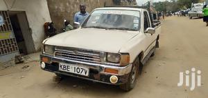 Toyota Hilux 2003 White | Cars for sale in Kitui, Township
