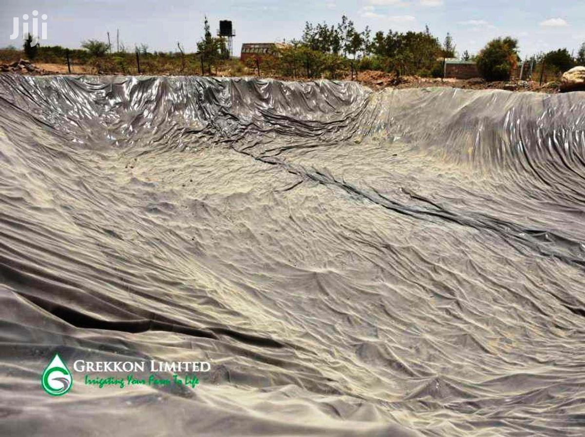 Dam Liner HDPE Geomembrane