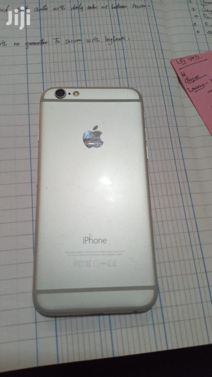 Archive: Apple iPhone 6 16 GB Silver
