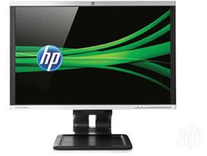 HP LA2405X 24 Inches Widescreen Stretch LCD Monitor   Computer Monitors for sale in Nairobi, Nairobi Central