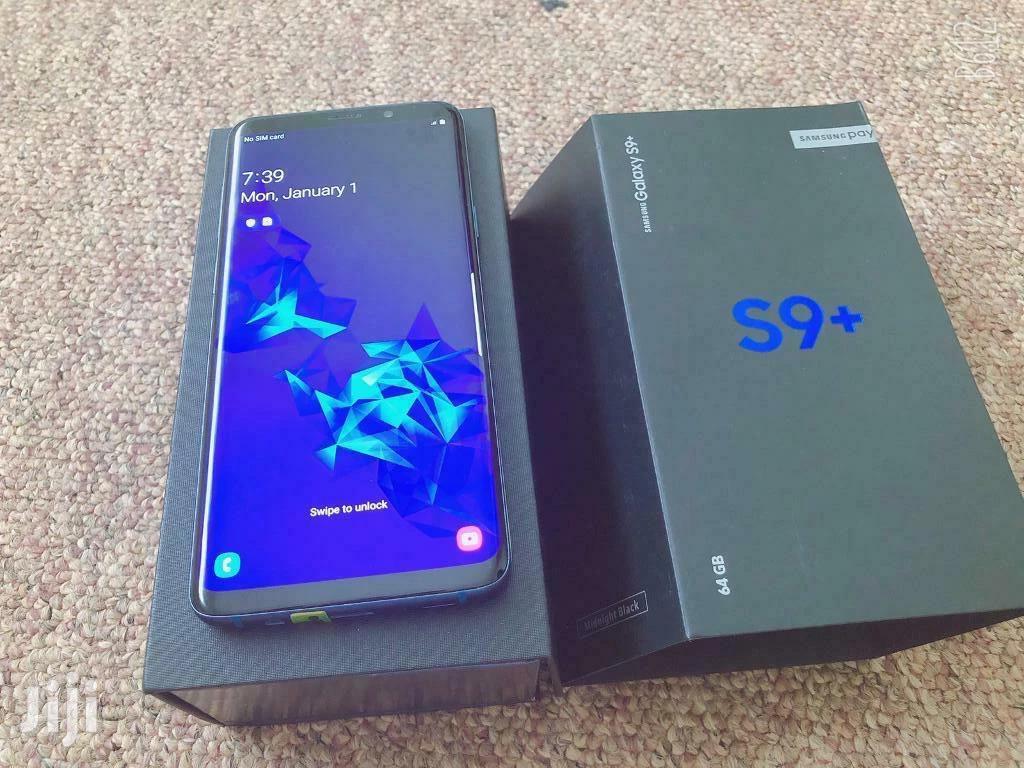 Archive: Samsung Galaxy S9 Plus 64 GB Silver