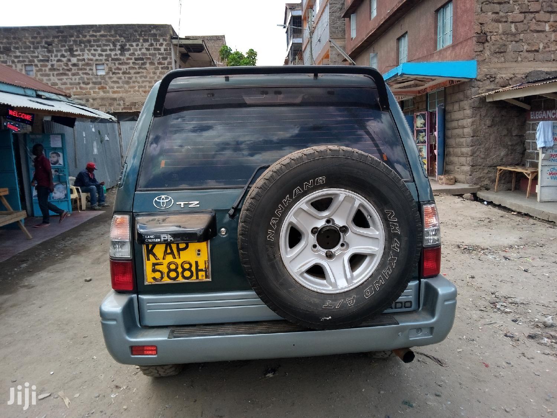 Toyota Land Cruiser Prado 2000 Green | Cars for sale in Nairobi Central, Nairobi, Kenya