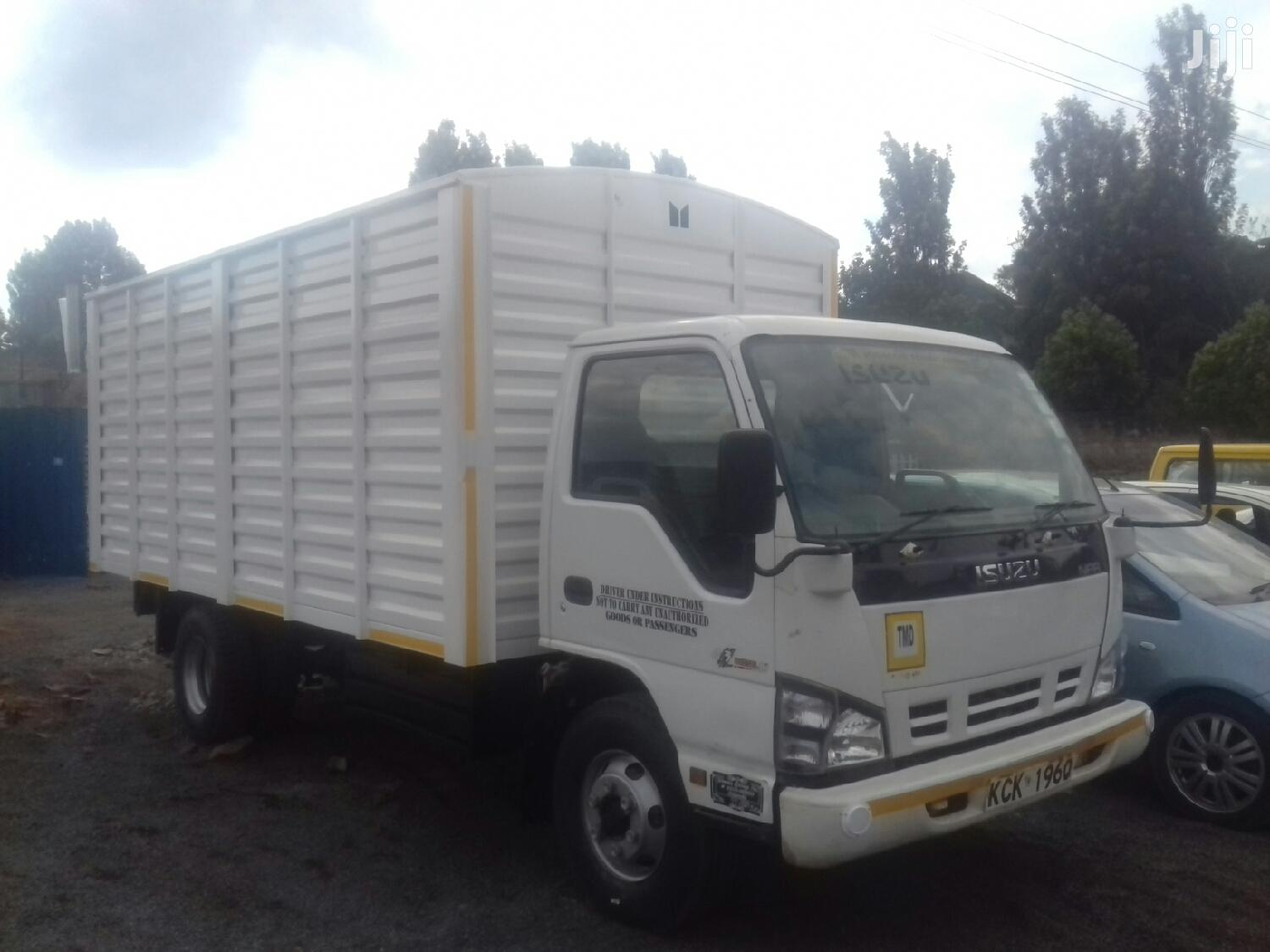 Archive: Isuzu Npr for Sale