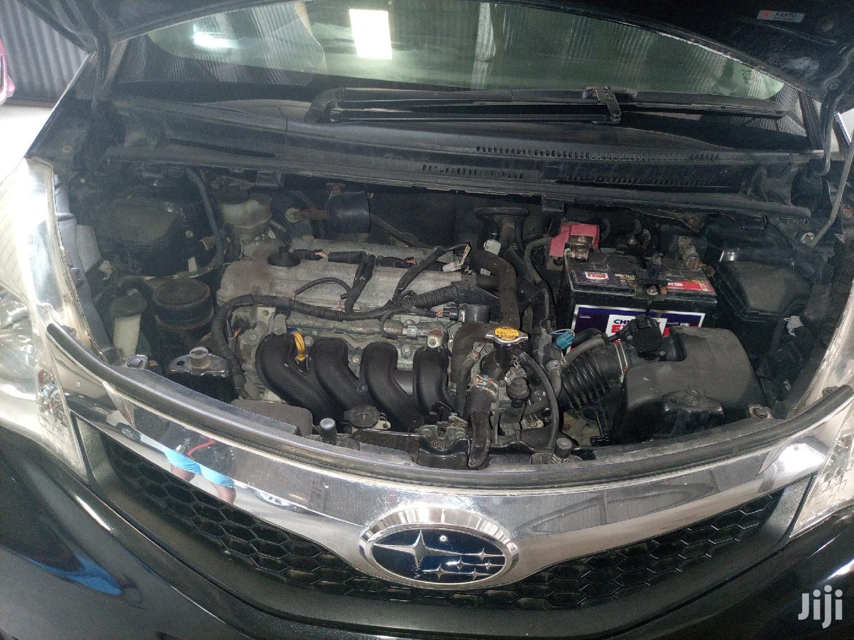 Subaru Trezia 2011 Black | Cars for sale in Tudor, Mombasa, Kenya