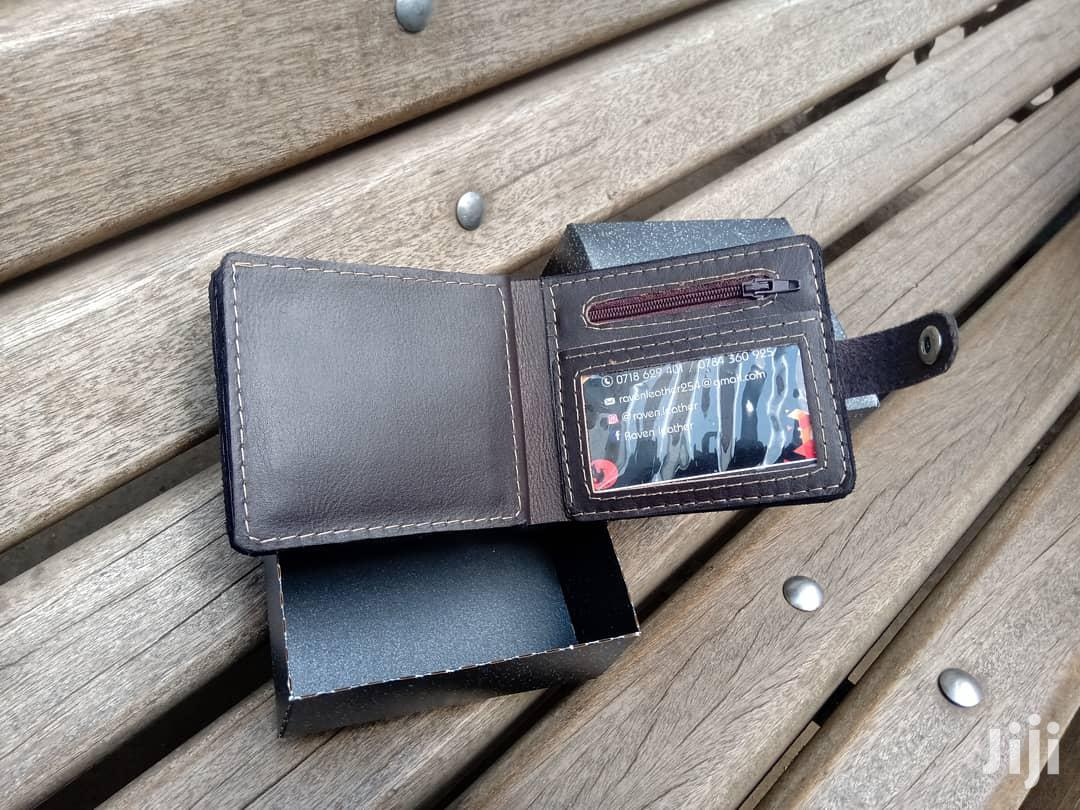 Archive: Engraved Leather Wallets