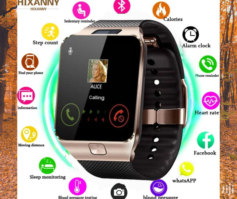 Smartwatch DZ09 Smart Watch Support TF SIM Camera Men$ Women