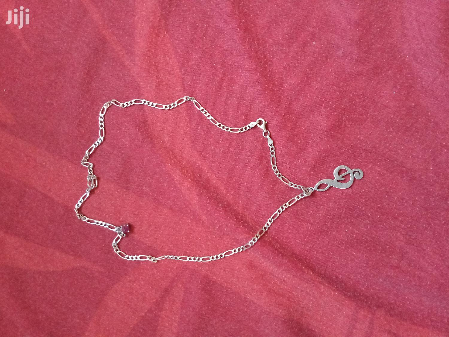 Archive: Pure Silver Musical Chain