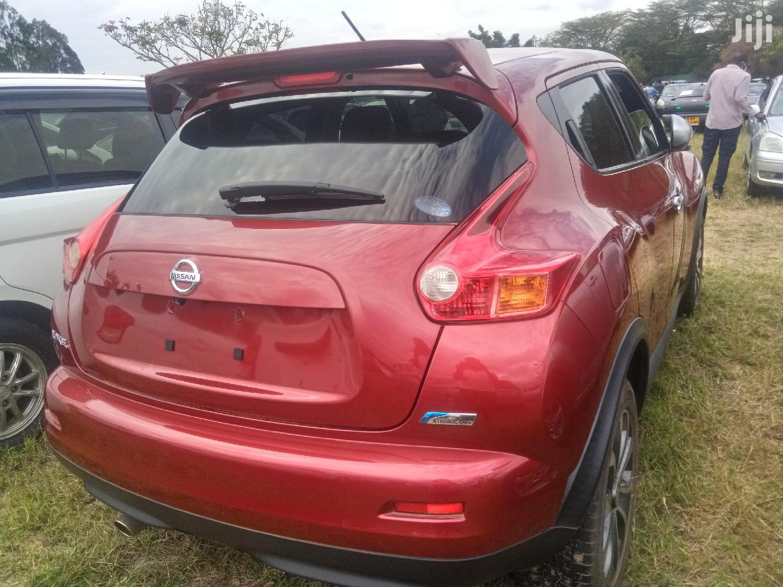 Nissan Juke 2013 Red   Cars for sale in Woodley/Kenyatta Golf Course, Nairobi, Kenya