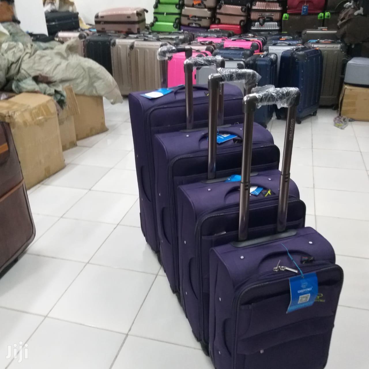 4 Pc Premium Suitcases