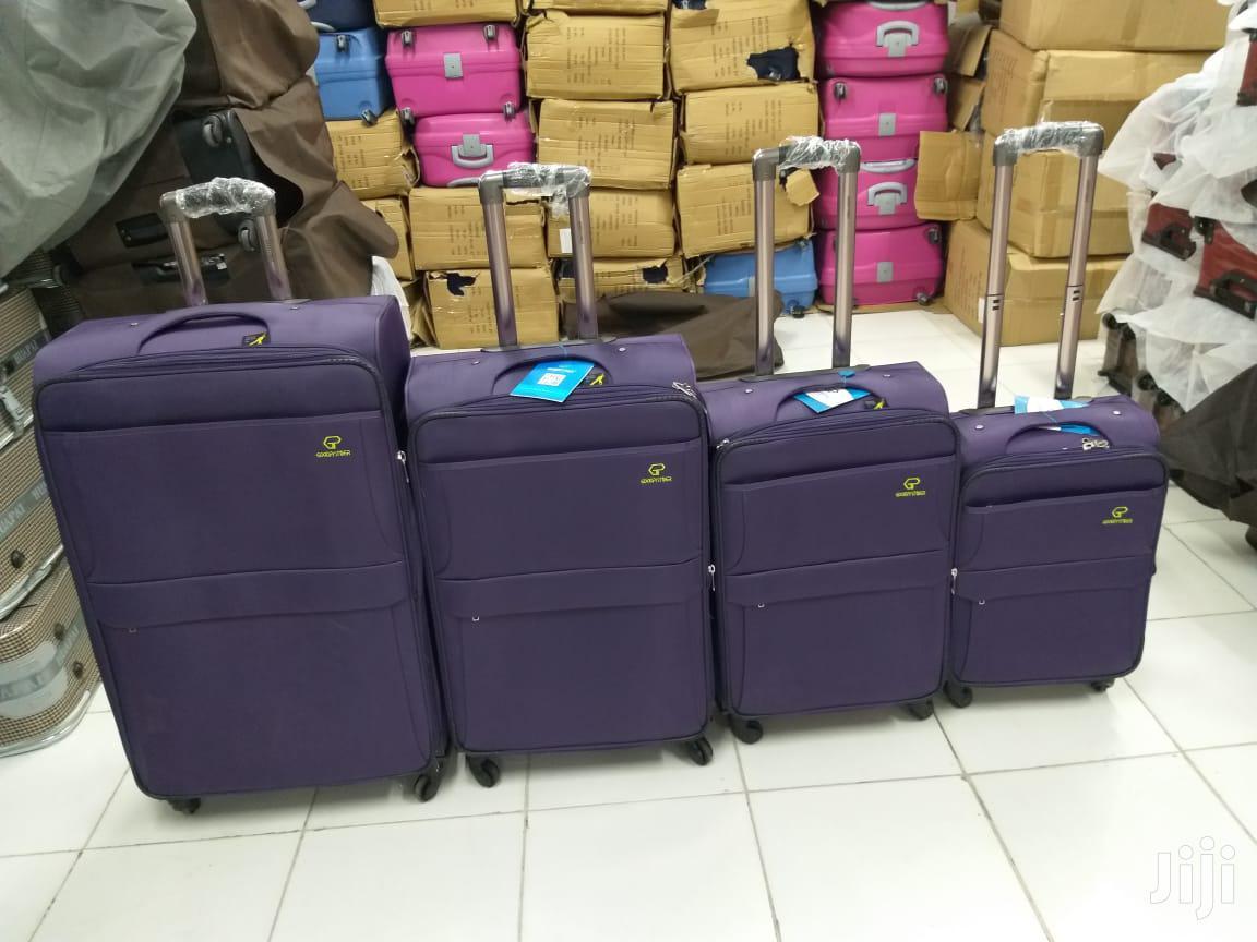 4 Pc Premium Suitcases | Bags for sale in Nairobi Central, Nairobi, Kenya