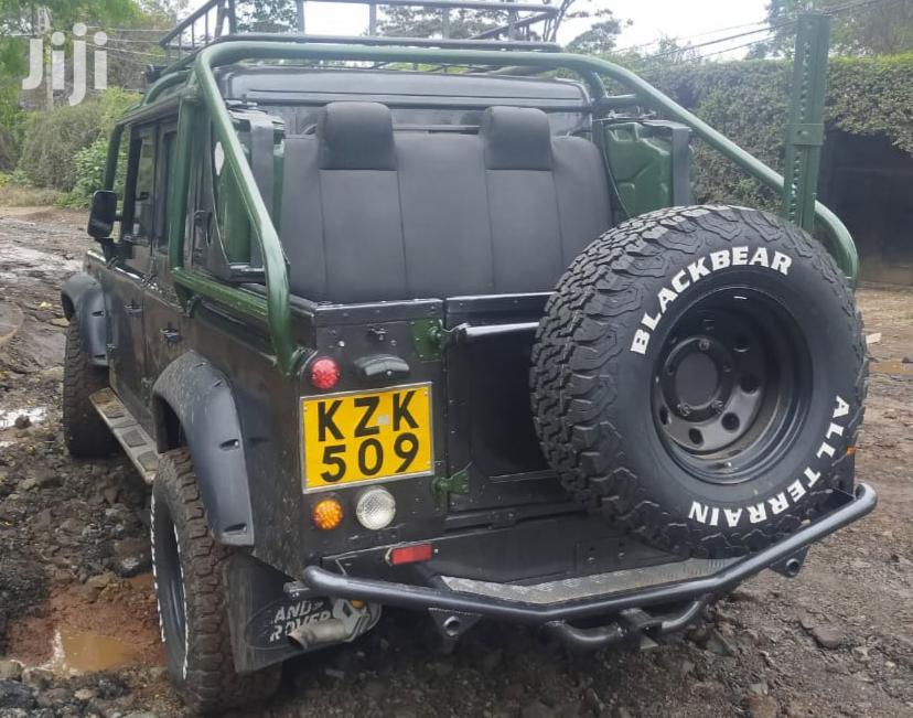 Land Rover Defender 1988 Black   Cars for sale in Woodley/Kenyatta Golf Course, Nairobi, Kenya