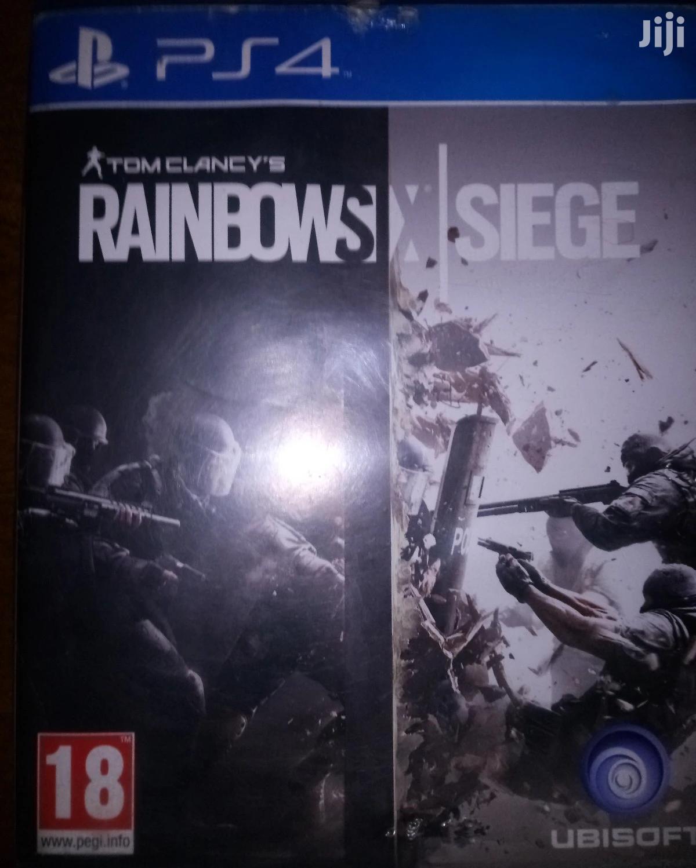 Archive: Rainbow Six Siege