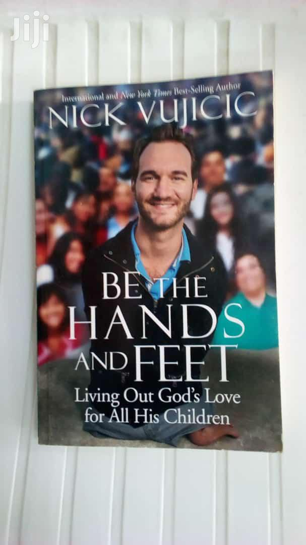 Be The Hands And Feet- Nick Vujicic