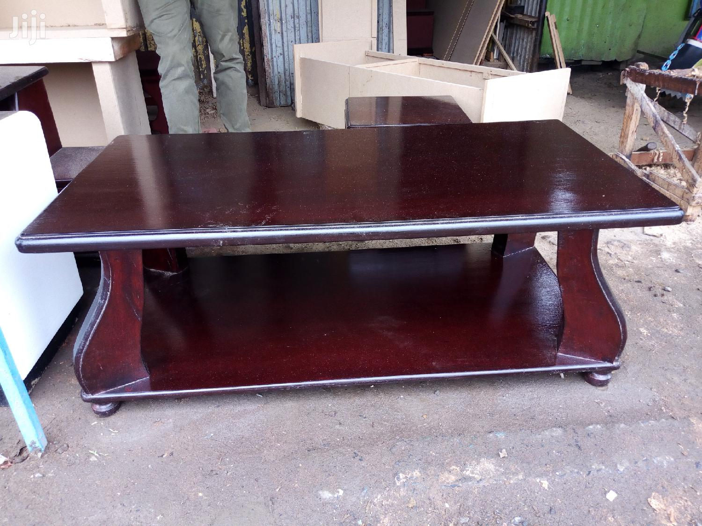 Archive Dark Mahogany Coffee Table In Embakasi Furniture Homeland Furniture Designers Jiji Co Ke