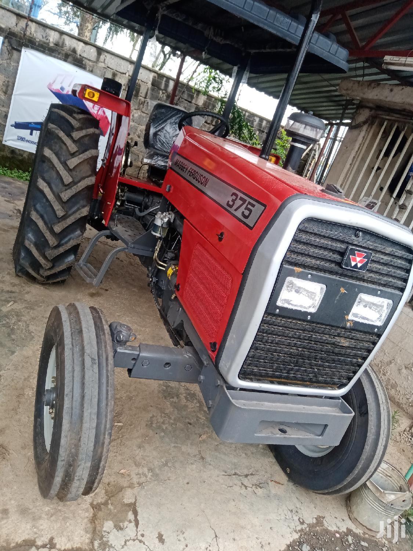 Mf 375 2wd Tractor 75hp 2020 Model