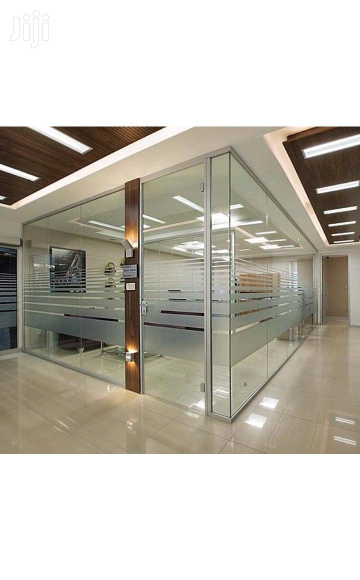 Commercial & Office Design/ Partition Services