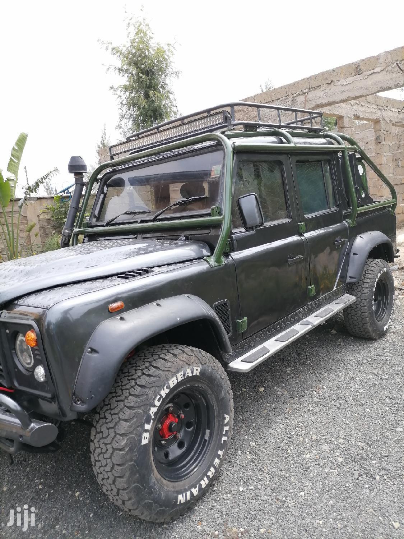 Archive: Land Rover Defender 1988 Black