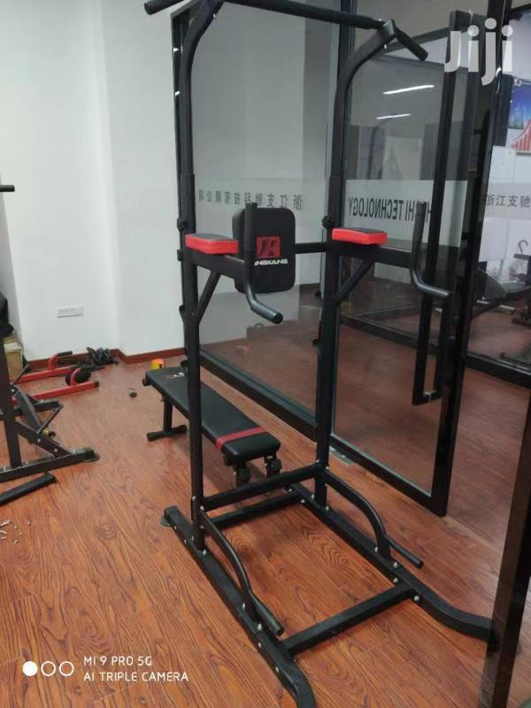 2 in 1 Chin Dip and Bench Press Power Tower | Sports Equipment for sale in Nairobi Central, Nairobi, Kenya
