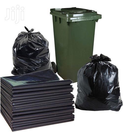 50 PCS LARGE Biodegradable Garbage/Trash Bags