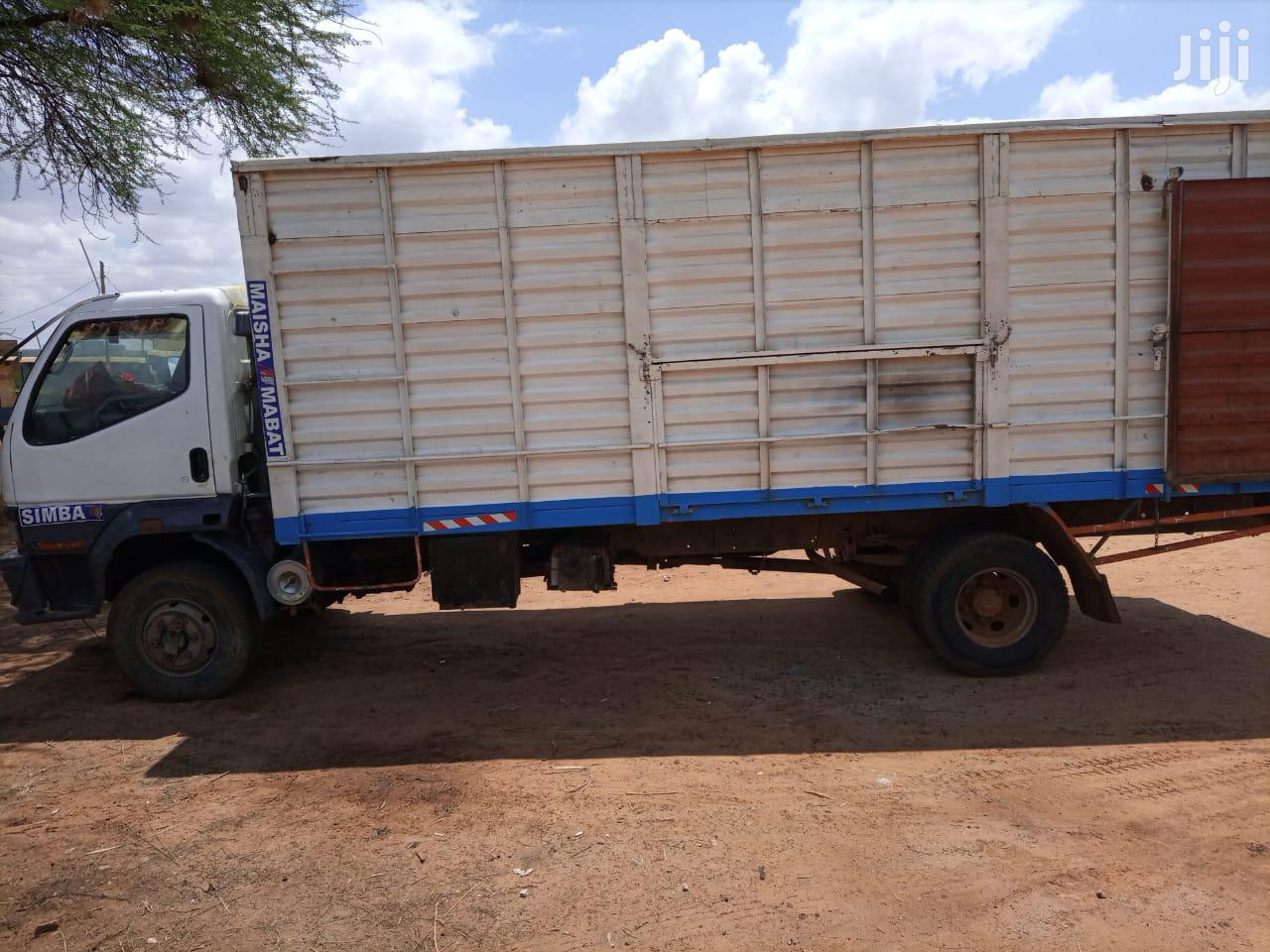 Archive: Mitsubishi Fh Kcb on Quick Sale