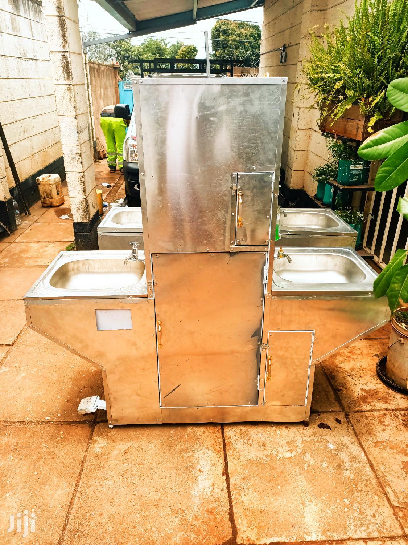 Hand Wash Stations | Restaurant & Catering Equipment for sale in Langata, Nairobi, Kenya