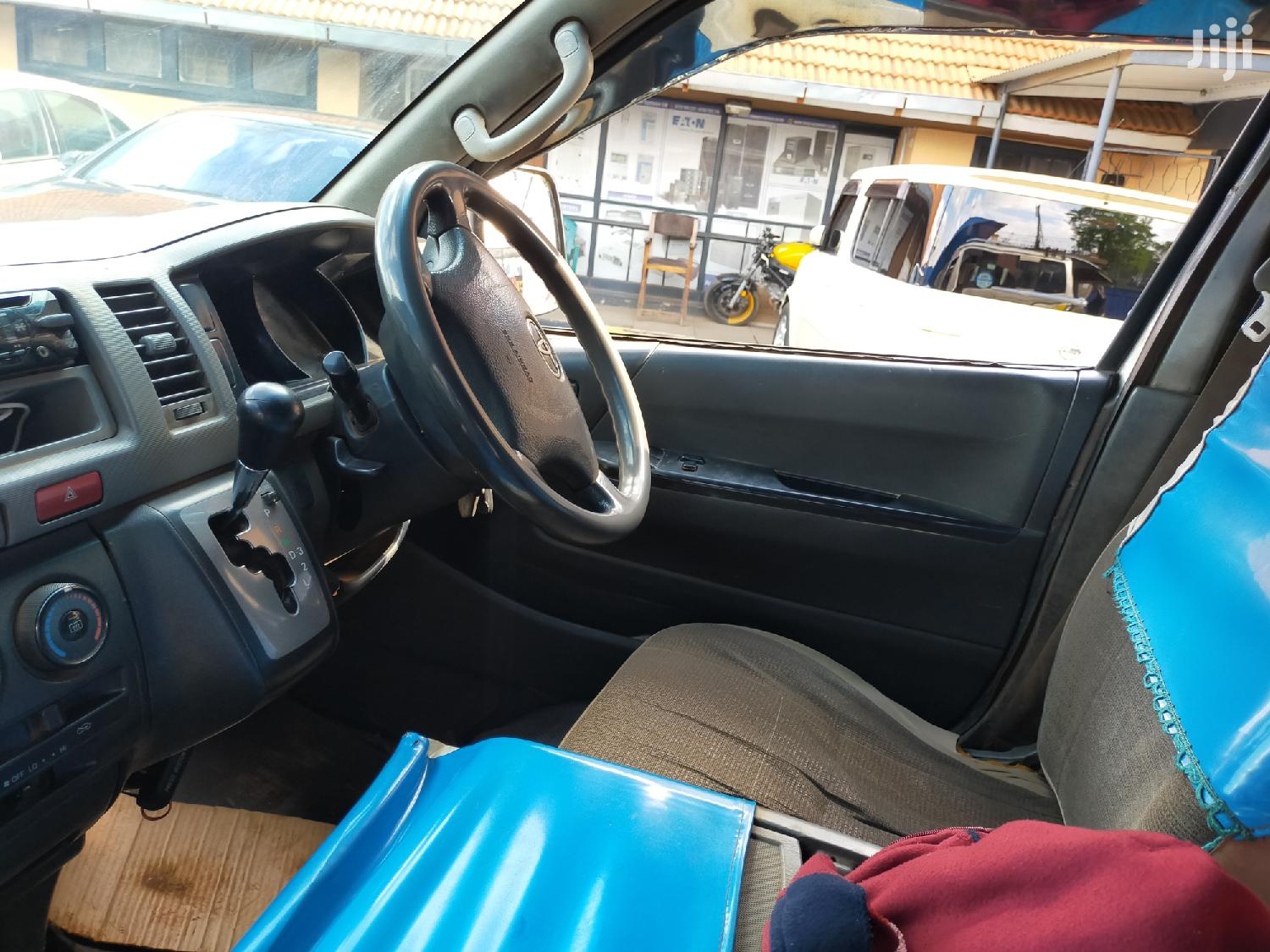 Toyota Hiace KCD Auto Diesel 14seater | Buses & Microbuses for sale in Nairobi Central, Nairobi, Kenya