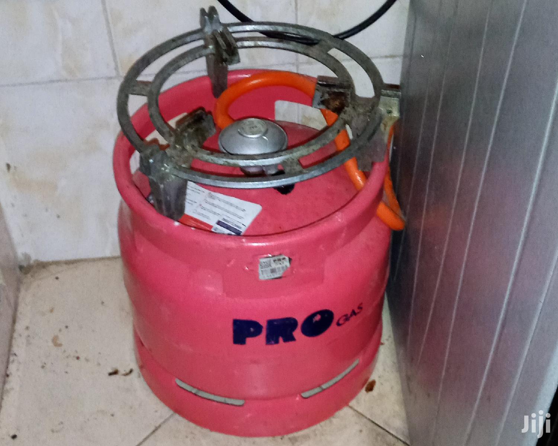 Complete Gas Cylinder 6kg