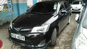 Toyota Fielder 2013 Black   Cars for sale in Mombasa, Tudor