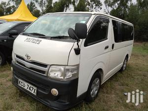 Toyota Hiace 2012 White For Sale   Buses & Microbuses for sale in Nairobi, Nairobi Central