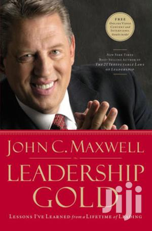 Leadership Gold-John C Maxwell | Books & Games for sale in Nairobi, Nairobi Central