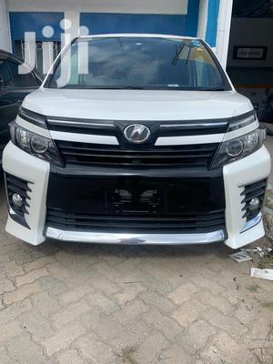 Toyota Voxy 2014 White   Cars for sale in Mombasa, Mombasa CBD