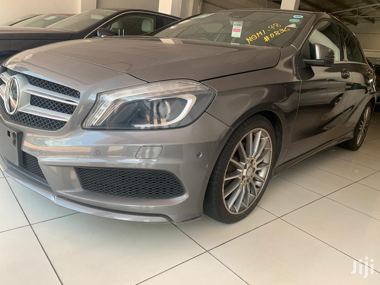 Mercedes-Benz B-Class 2013 Gray