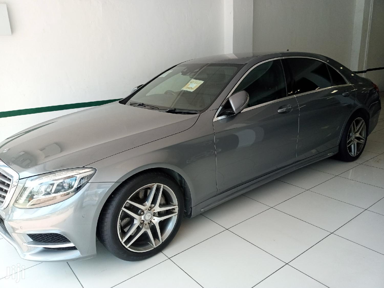 Mercedes-Benz S Class 2014 Gray