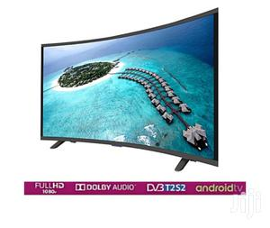 43 Inches FHD Curved Smart TV - Vision Plus