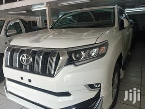 Toyota Land Cruiser Prado 2013 White | Cars for sale in Mombasa, Tudor