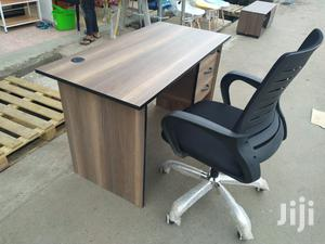 Office Study Desk and a Swivel Chair   Children's Furniture for sale in Nairobi, Donholm