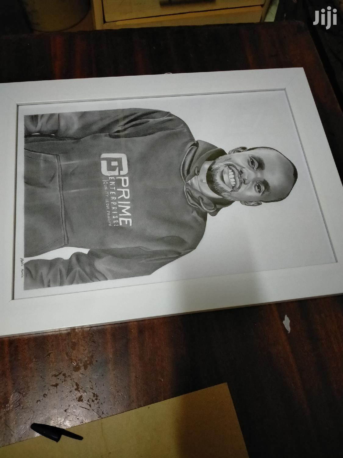 Amazing Pencil Portraits | Arts & Crafts for sale in Nairobi Central, Nairobi, Kenya
