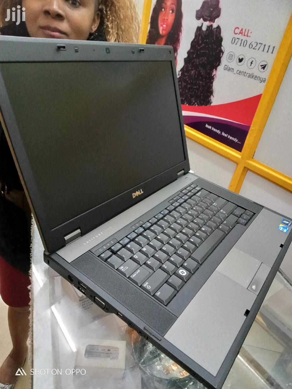 Laptop Dell Latitude E5510 4GB Intel Core i5 HDD 500GB
