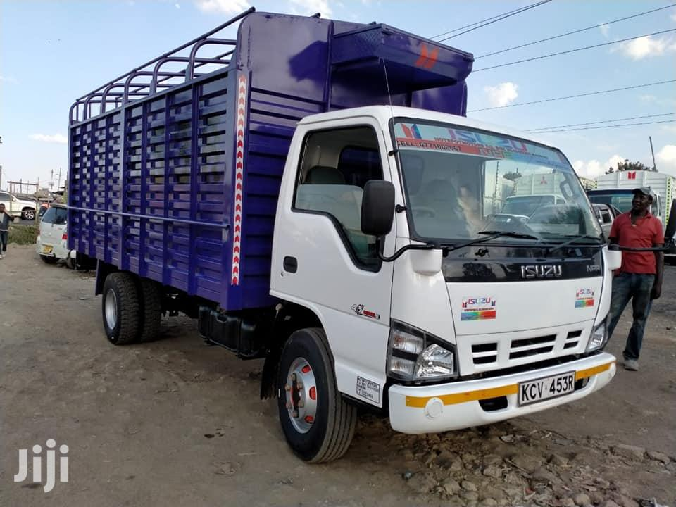 Archive: Isuzu Npr 4.3 2019 On Sale