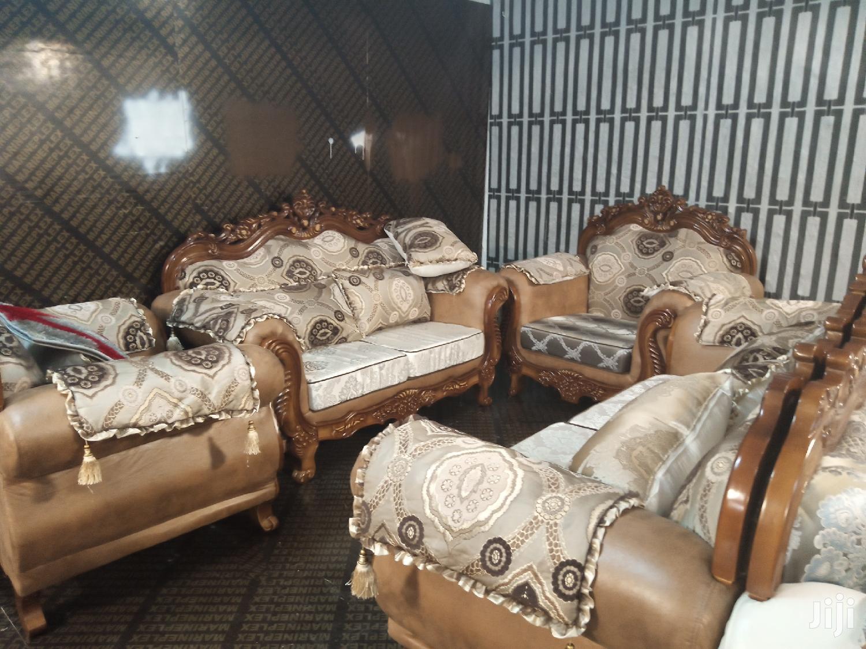 Antic Sofa 7 Seater | Furniture for sale in Nairobi Central, Nairobi, Kenya
